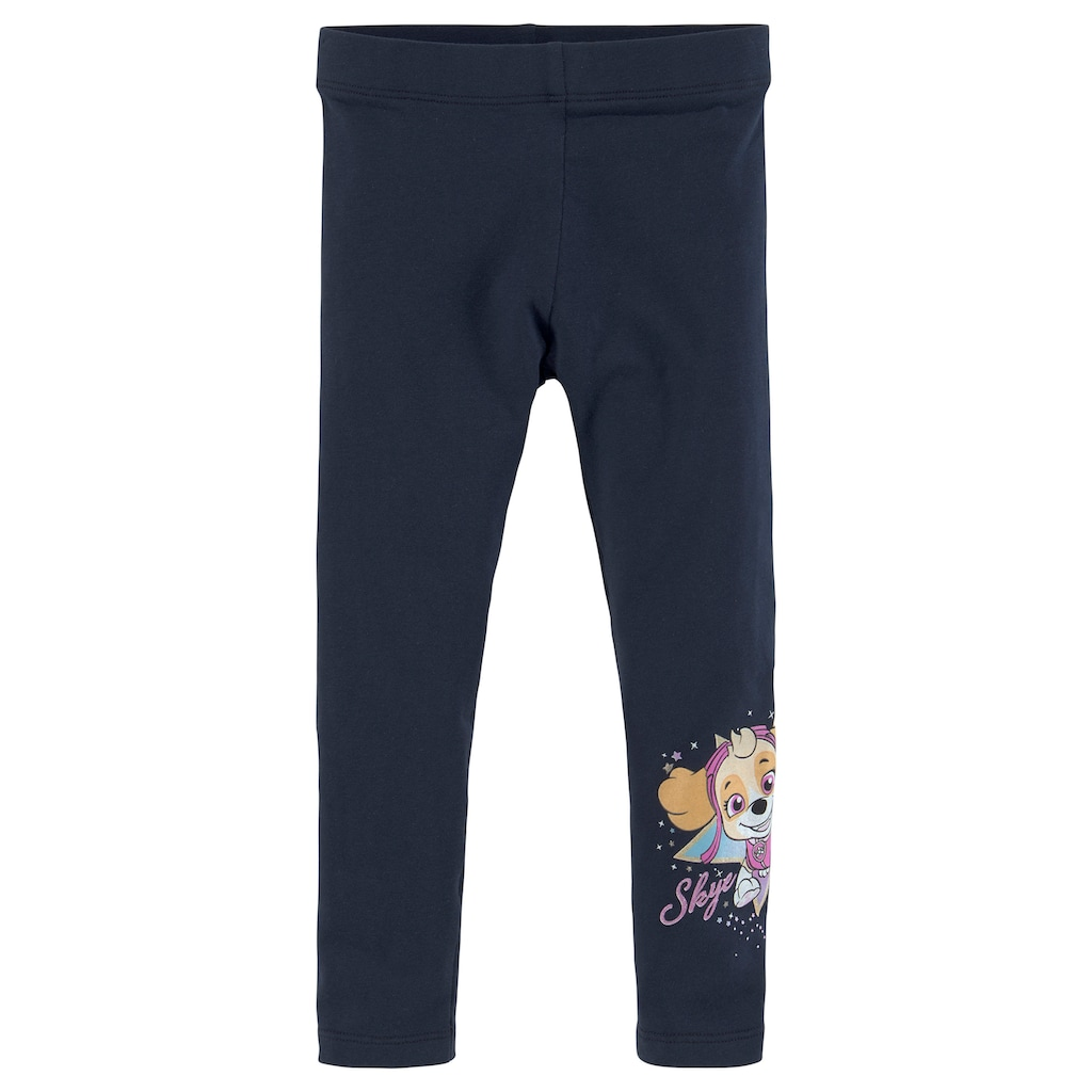 PAW PATROL Shirt & Leggings »TAKE TO THE SKIES!« (Set)