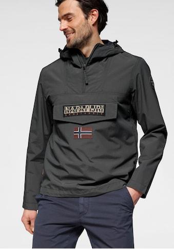 Napapijri Windbreaker »RAINFOREST M SUM«, mit verschliessbarer Brusttasche kaufen
