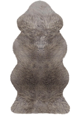 Heitmann Felle Fellteppich »Lammfell KE 152«, fellförmig, 70 mm Höhe, echtes Austral.... kaufen