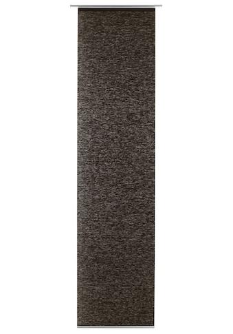 GARDINIA Schiebegardine »Flächenvorhang Natur-optik«, HxB: 245x60 kaufen