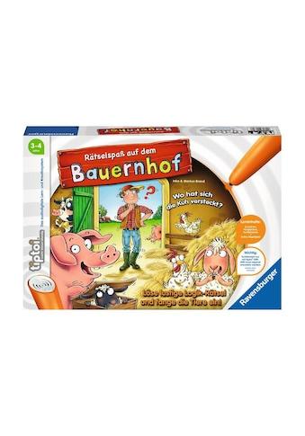 Lernspielzeug »Rätselspass auf dem Bauernhof« kaufen