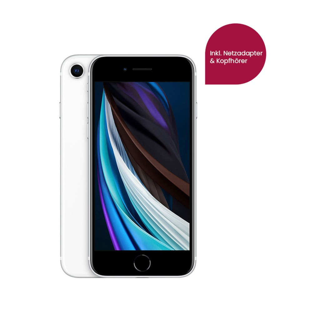 "Apple Smartphone »iPhone SE 64GB«, (11,94 cm/4,7 "", 64 GB, 12 MP Kamera)"