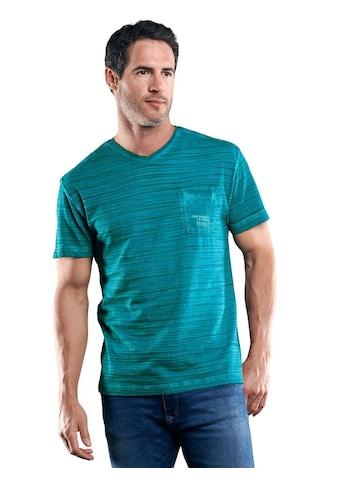 Engbers T - Shirt in Flammgarnoptik kaufen