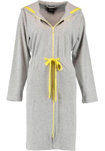 Damenbademantel »Woman Zipper«, Cawö kaufen