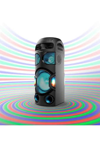 Sony »MHC - V72D« Bluetooth - Lautsprecher (Bluetooth) kaufen