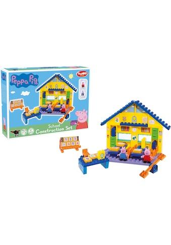 "BIG Konstruktions - Spielset ""BIG - Bloxx Peppa Pig, School"", Kunststoff, (87 - tlg.) kaufen"