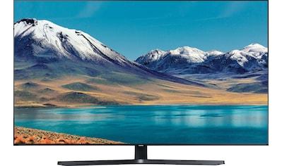 Samsung GU55TU8509 LED - Fernseher (138 cm / (55 Zoll), 4K Ultra HD, Smart - TV kaufen
