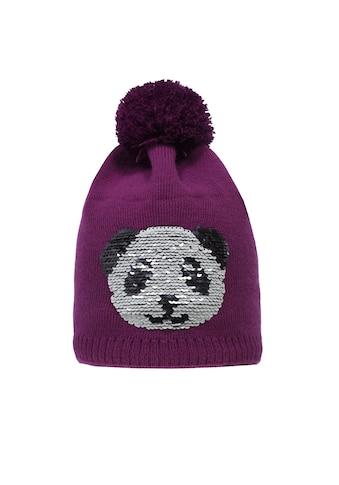 Döll Pudelmütze mit Wendepailetten »Panda« kaufen