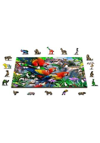 Puzzle »Parrot« kaufen