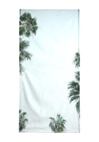 """Handtuch """"Palm Springs"""", Juniqe kaufen"""