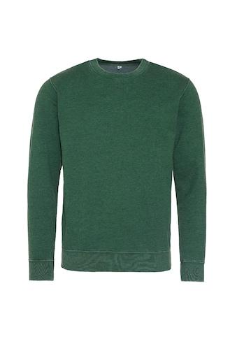 AWDIS Rundhalspullover »Hoods Herren Langarm Washed Look Sweatshirt« kaufen
