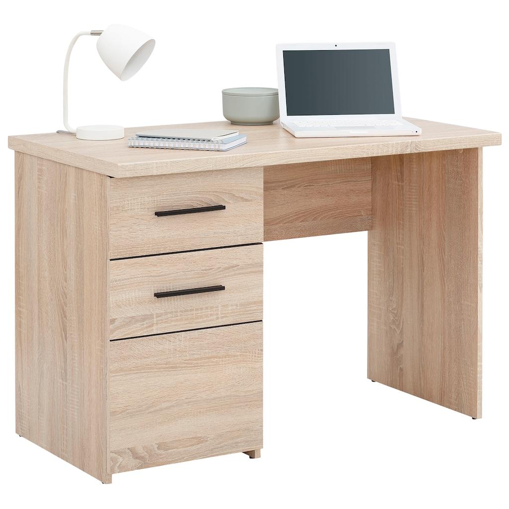 Holzzone Schreibtisch »Solo«