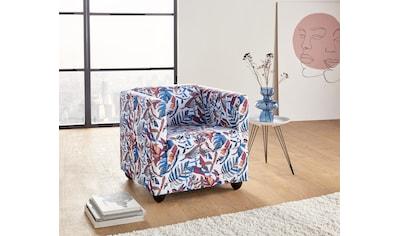 LOOKS by Wolfgang Joop Sessel »LooksI«, in vielen frischen Farben kaufen