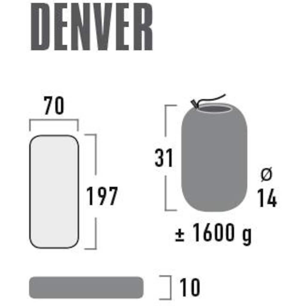 High Peak Luftmatratze »Komfortmatratze Denver«