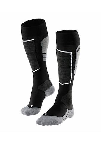 FALKE Skisocken »SK4 Skiing«, (1 Paar), mit leichter Polsterung kaufen