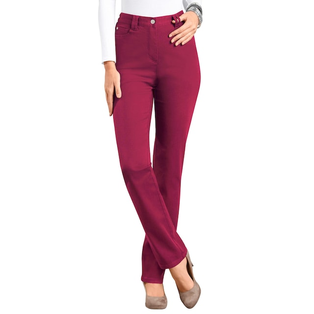 Classic Basics Stretch-Hose in toller Passform