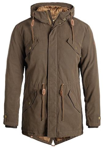 REDEFINED REBEL Parka »Morest«, warme Jacke mit hochabschliessendem Kragen kaufen