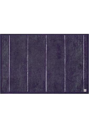 Barbara Becker Fussmatte »Beachwood«, rechteckig, 10 mm Höhe, Schmutzfangmatte, In-... kaufen