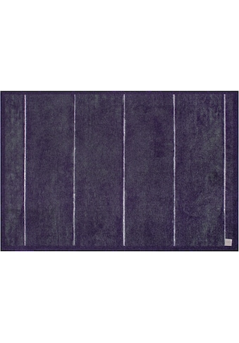 Fussmatte, »Beachwood«, Barbara Becker, rechteckig, Höhe 10 mm, maschinell getuftet kaufen