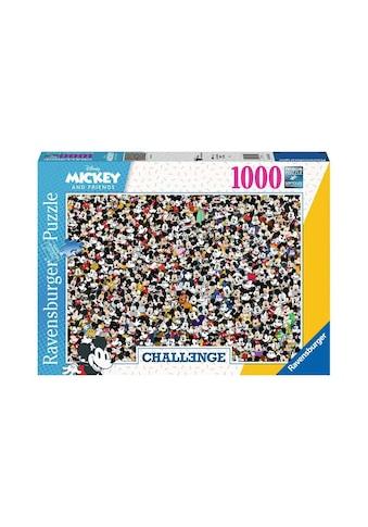 Ravensburger Puzzle »Challenge Micke« kaufen