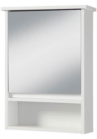 Spiegelschrank »Luzern«, Spiegelschrank mit Tür und 3 Ablagen kaufen