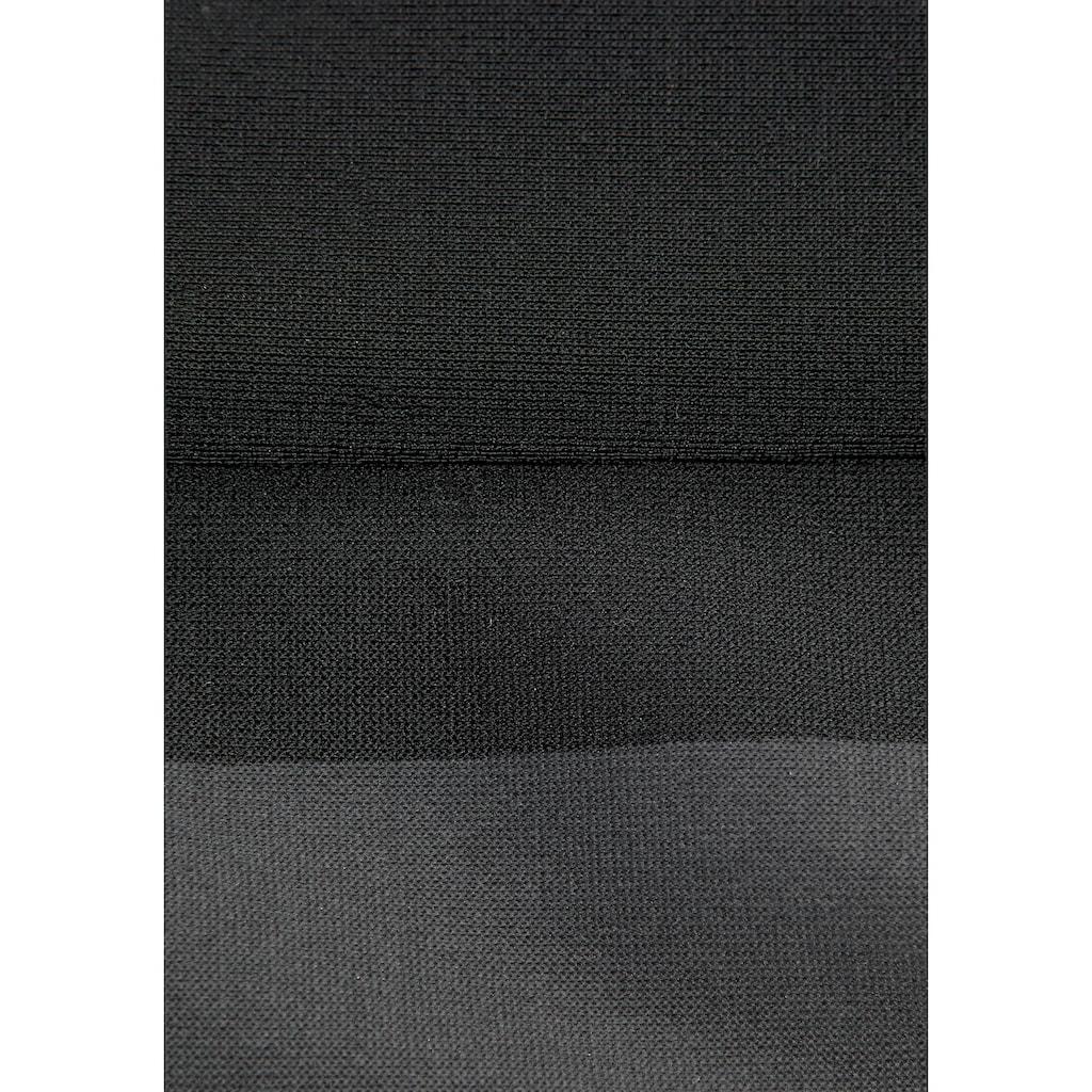 Bench. Bandeau-Bikini, mit grossem Logoprint