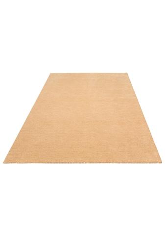 Wollteppich, »Jella«, , rechteckig, Höhe 10 mm, handgewebt kaufen