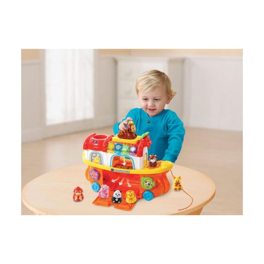 Vtech® Lernspielzeug »Tip Tap Baby Tiere - Ausflugsschiff«