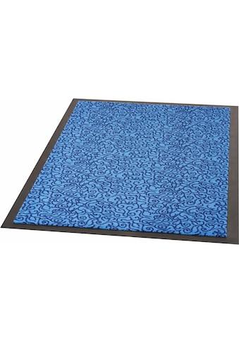 Zala Living Fussmatte »Smart«, rechteckig, 7 mm Höhe, Fussabstreifer, Fussabtreter, Schmutzfangläufer, Schmutzfangmatte, Schmutzfangteppich, Schmutzmatte, Türmatte, Türvorleger, rutschhemmend beschichtet kaufen