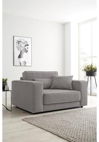 GOODproduct Sessel »Grenette«, im Baumwoll-/Leinenmix oder umweltschoned aus 70%... kaufen