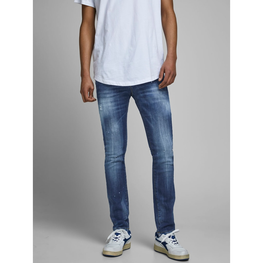Jack & Jones Slim-fit-Jeans »GLENN FOX«