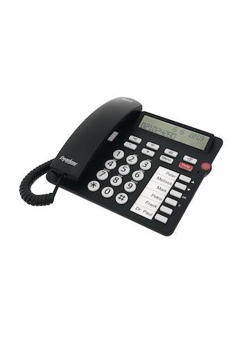 Tiptel Kabelgebundenes Telefon »Ergophone 1300 Schwarz« kaufen