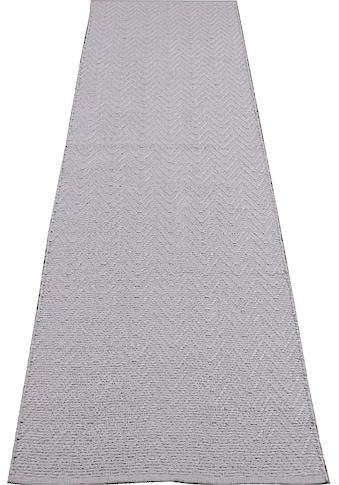 GOODproduct Läufer »Cassian«, rechteckig, 8 mm Höhe, aus recycketem Material kaufen