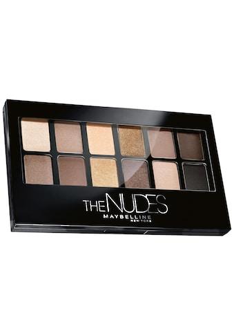 Maybelline Lidschatten-Palette »Nude« kaufen