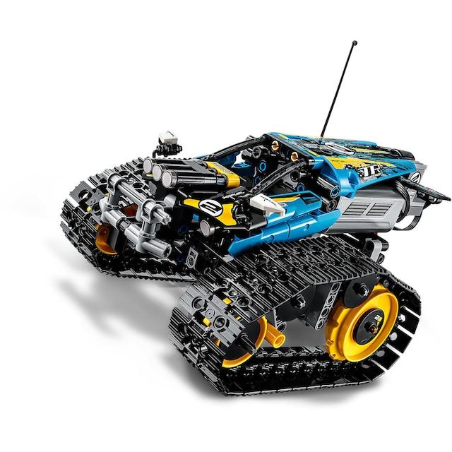 """LEGO® Konstruktionsspielsteine """"Ferngesteuerter Stunt-Racer (42095), LEGO® Technic"""", Kunststoff, (324-tlg.)"""