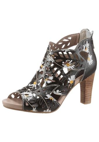 LAURA VITA Sandalette »ALCBANEO«, mit Fersenreissverschluss kaufen
