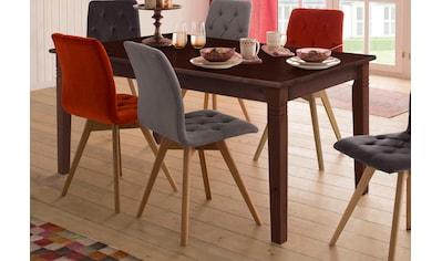 Home affaire Esstisch »Danuta«, in 3 verschiedenen Farben und Grössen, mit Auszugsfunktion kaufen