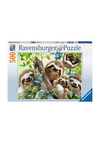 Ravensburger Puzzle »Faultier Selfie« kaufen