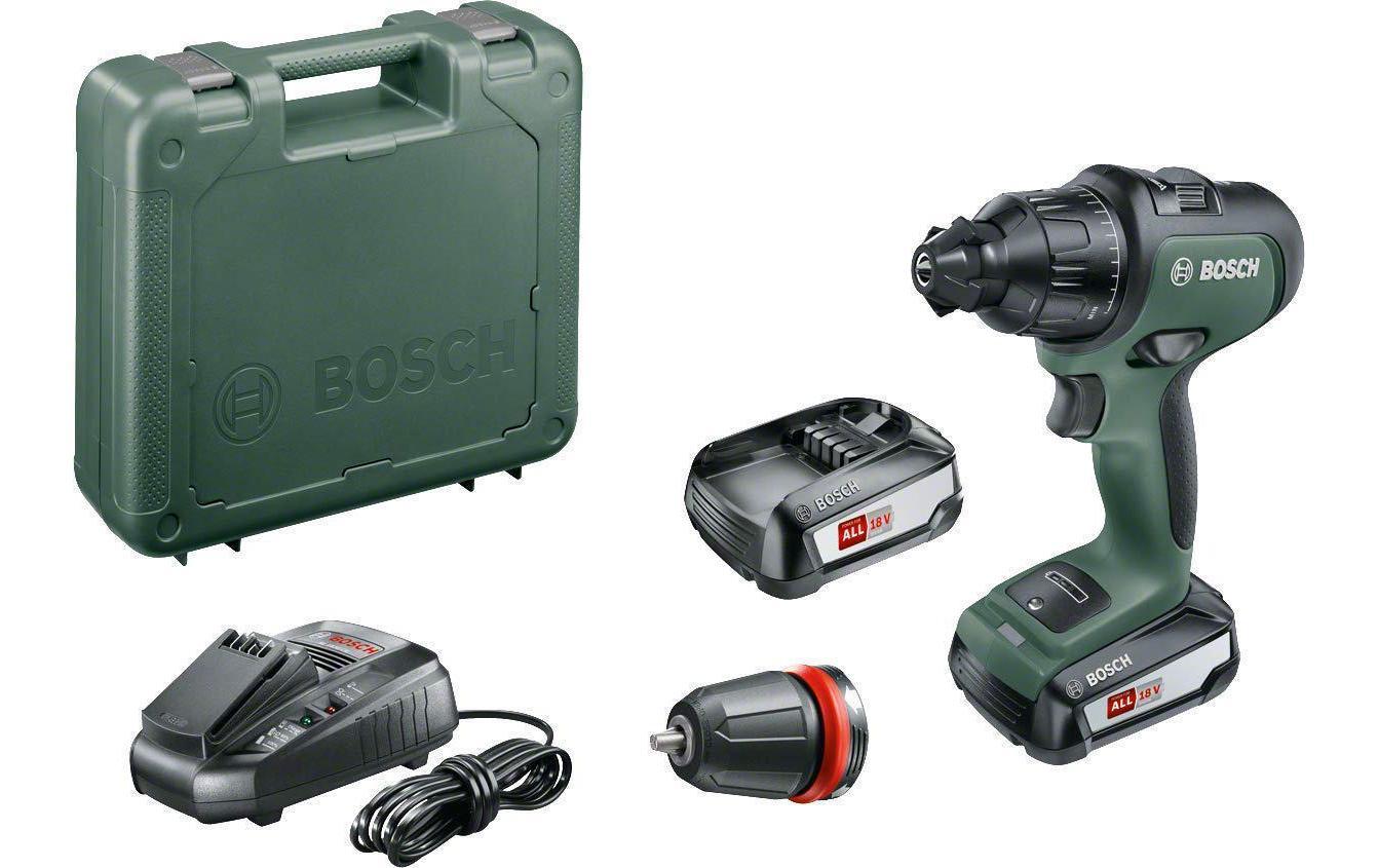 Image of Akku-Schlagbohrschrauber, Bosch, »AdvancedImpact 18 Kit 2x 2.5 Ah«