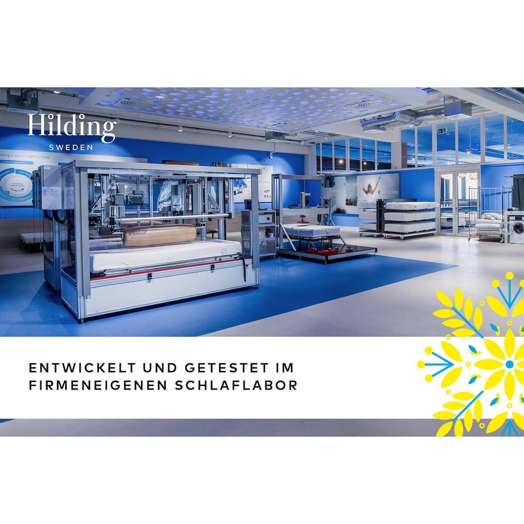 Hilding Sweden Visco-Matratze »Essentials«, 18 cm cm hoch, Raumgewicht: 50 kg/m³, (1 St.), Wendematratze mit zwei unterschiedlich festen Liegeseiten
