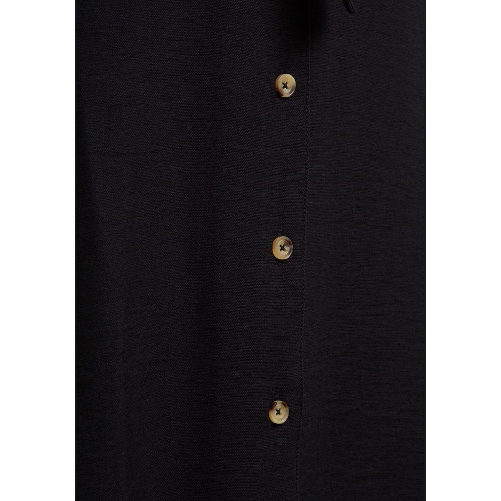 Mavi Blusenkleid, mit Bindegürtel in der Taille