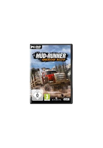 Spintires: MudRunner  -  American Wilds Edition, GAME kaufen