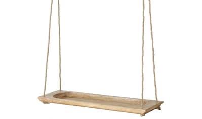 BOLTZE Regal »Verana Holz, Hellbraun« kaufen