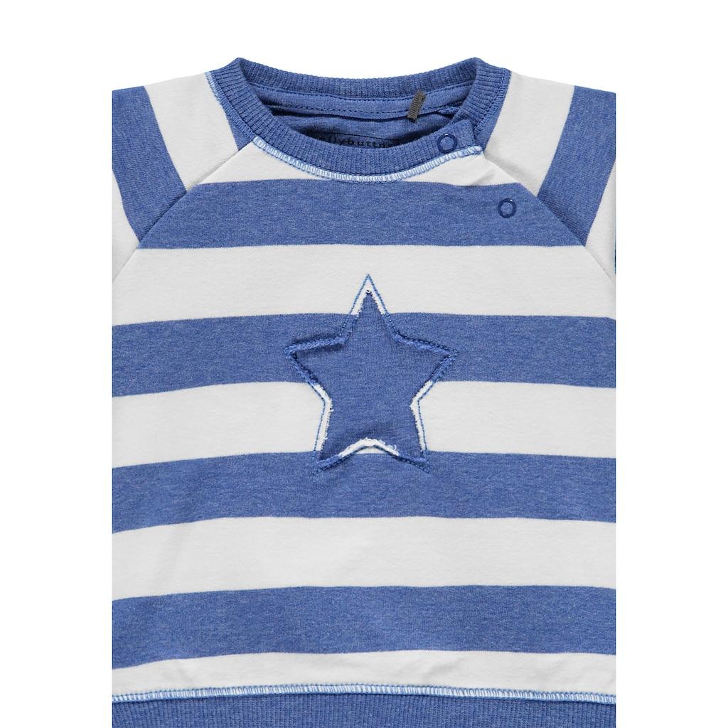 Bellybutton Langarmshirt »Giraffe«, Sweatshirt