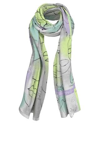 bianca Modetuch »SABA«, im Batik-Stil mit grafischen Print kaufen