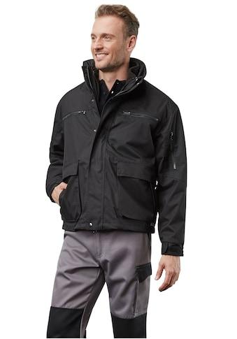 PIONIER WORKWEAR Wetterschutz-Blouson mit Kapuze kaufen