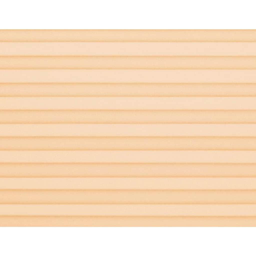 Good Life Dachfensterplissee nach Mass »Dena«, Lichtschutz, mit Bohren, verspannt, Schienenfarbe in silber