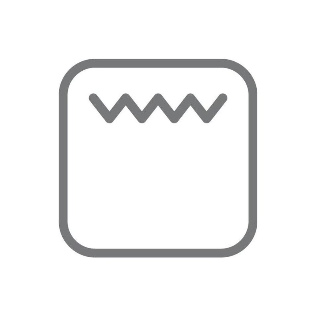 LG Mikrowelle »NeoChef MH6535GIS, Schwarz«, 1000 W
