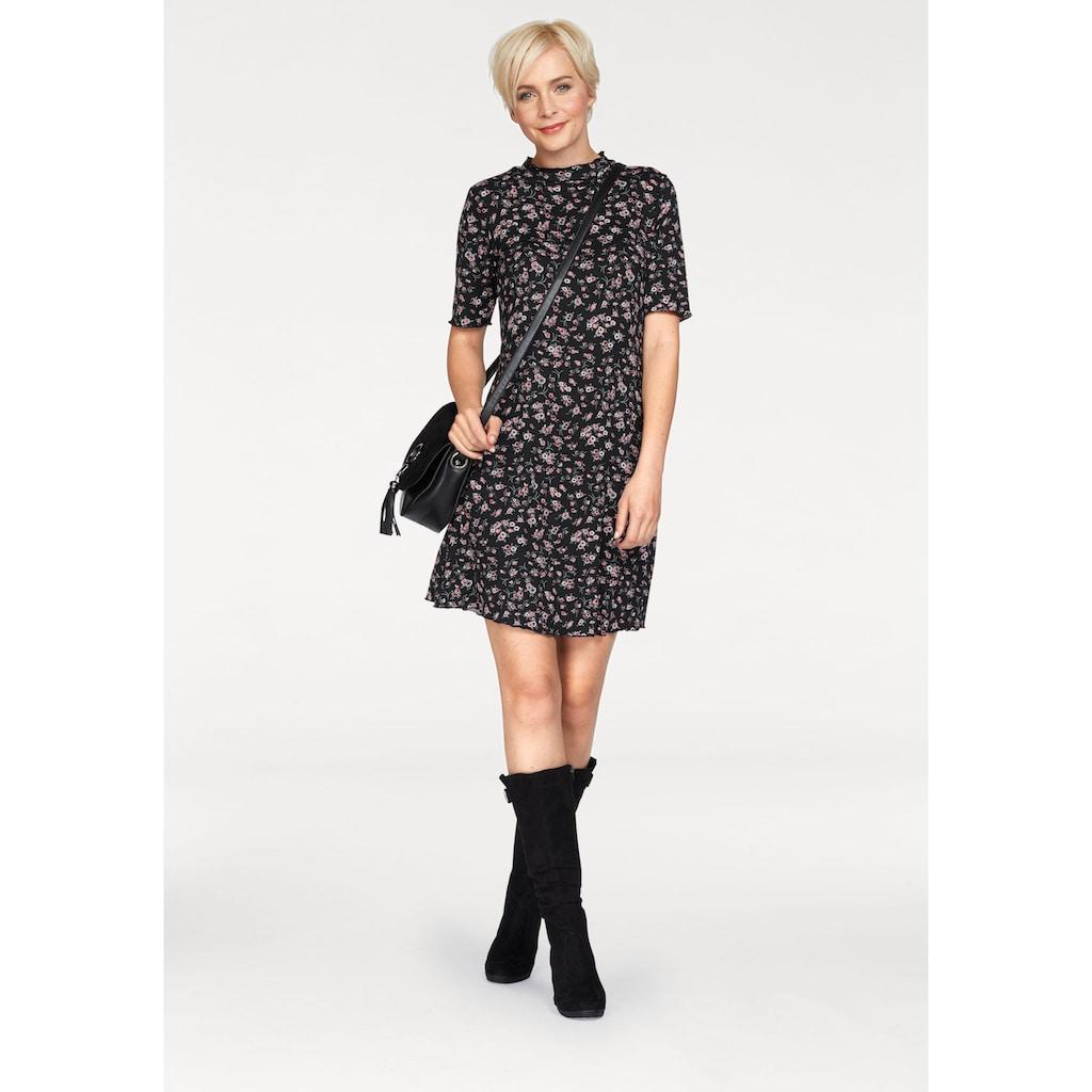 Boysen's Jerseykleid, in femininer A-Linie