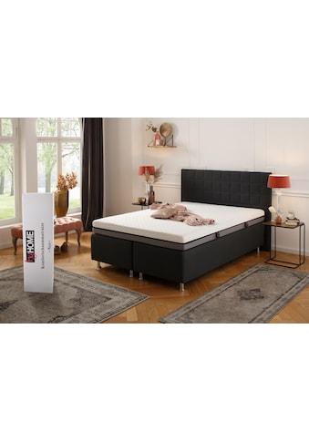my home Komfortschaummatratze »Neo«, 16 cm cm hoch, (1 St.), Wendematratze mit zwei... kaufen